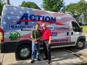 Premium HVAC Services in Toledo and near Lucas county OhioAction Heating and Air Conditioning.